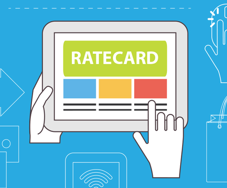 Ratecard Feature Image